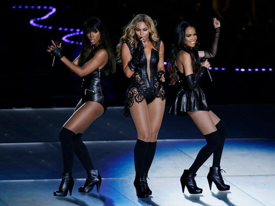 Question; Tell me what you think about a Destiny's Child reunion.