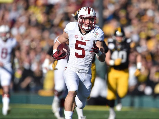 The Beavers' 2016 schedule will include a road game against Pac-12 and Rose Bowl champion Stanford, featuring Heisman Trophy runner-up Christian McCaffrey.