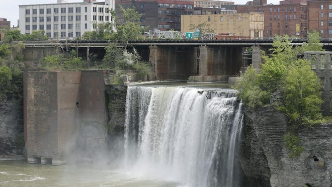There are ambitious plans for the High Falls area.
