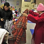 Harvest at Haywood blankets needy families with warmth