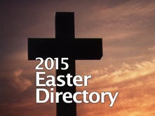 2015 Easter Directory