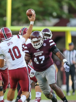 Mississippi State's A.J. Jefferson will miss the bowl game with an injury.