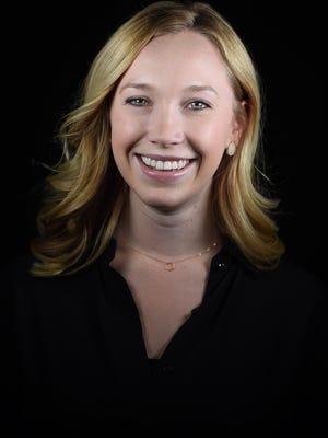 Argus Leader watchdog state government and politics reporter Dana Ferguson