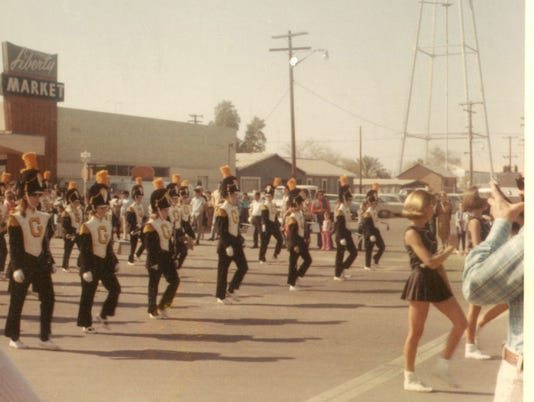 Gilbert High School Marching Band