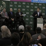 It's official: Bucks find second home in Oshkosh