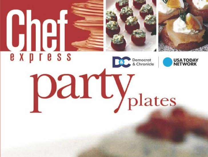 Looking for delicious party or picnic recipes? Download this FREE e-cookbook.