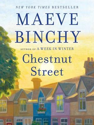 """Chestnut Street""by Maeve Binchy"