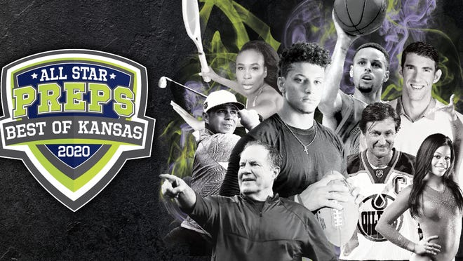 The Best of Kansas Preps awards show will air at 6 p.m. Thursday.