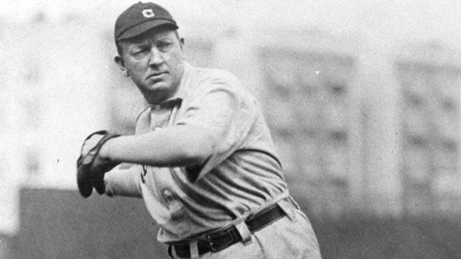 Cy Young had a great history in Cleveland, first with the Spiders, then with the Naps.
