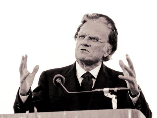 Rev Billy Graham file