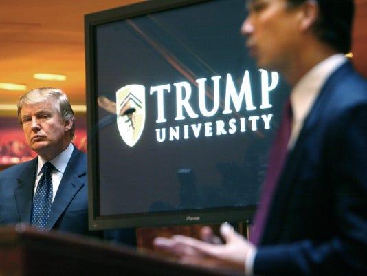 Donald Trump,Michael Sexton