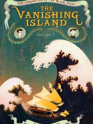'Vanishing Island' by Barry Wolverton