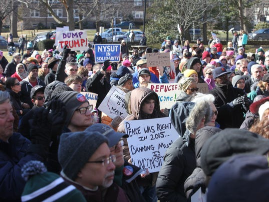 Westchester Resistance Rally