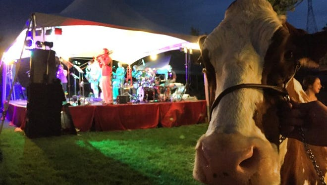 Music and food were part of the Dairy Cares June 23 event that celebrated the organization's donation of nearly $640,000 to Children's Hospital of Wisconsin during the last six years.