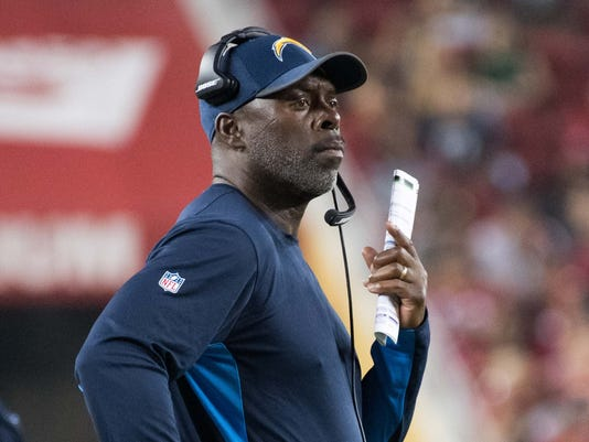 NFL: Los Angeles Chargers at San Francisco 49ers