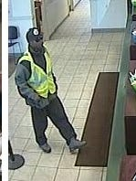 Photo of man accused of robbing Fifth Third Bank Thursday in Chillicothe.