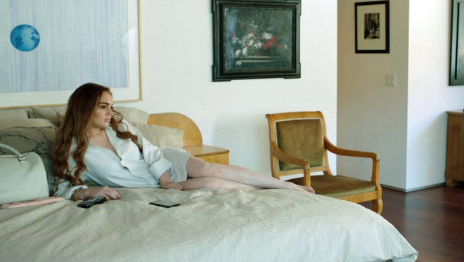 'The Canyons,' the buzzed-about feature starring Lindsay Lohan, took advantage of the day and date marketing strategy which employs VOD on the same day as theatrical release.
