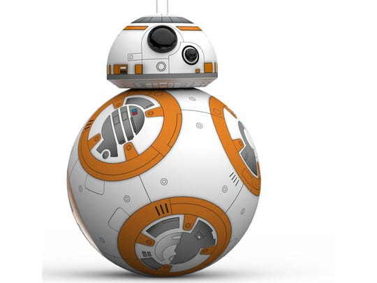 Case in point: Sphero's BB-8 ($149.99) is an adorable app-enabled Droid that recognizes your voice, responds to your commands, display a variety of expressions, and can patrol its surroundings autonomously.