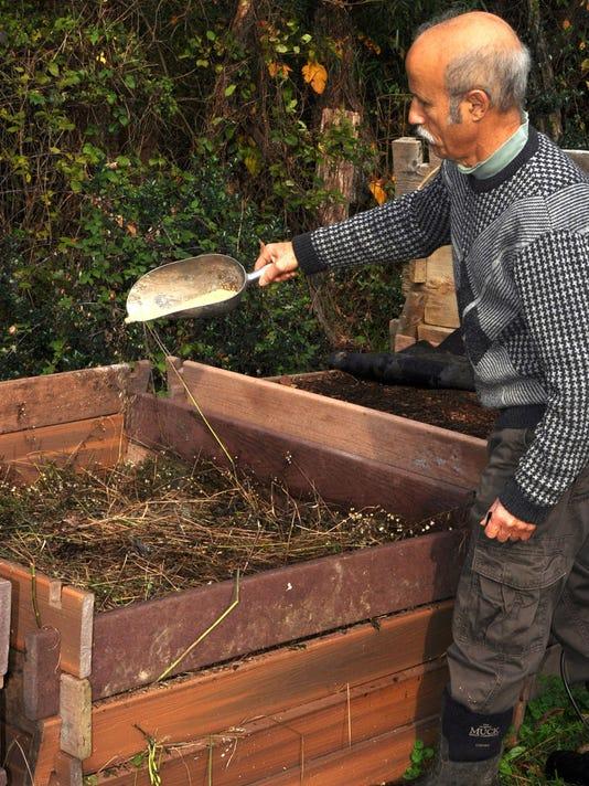 Gardening-Compost