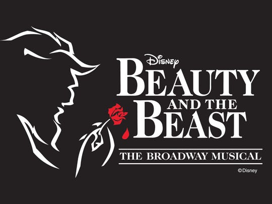 """Beauty and the Beast"" will be performed this summer at bergenPAC in Englewood."