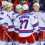 Grabner, Lundqvist lead Rangers to 4-1 win over Flames