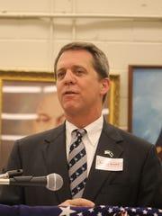 Democratic gubernatorial candidate Rep. James Smith