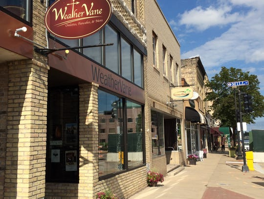 In downtown Menasha, WeatherVane will expand when it