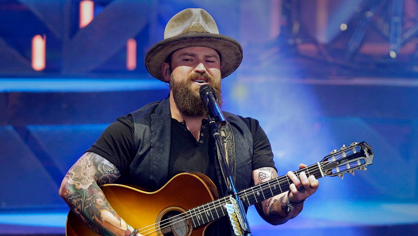 Zac Brown Band to play at GABP
