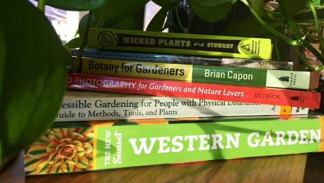 Here are just a few examples of gardening books you can curl up with this winter.
