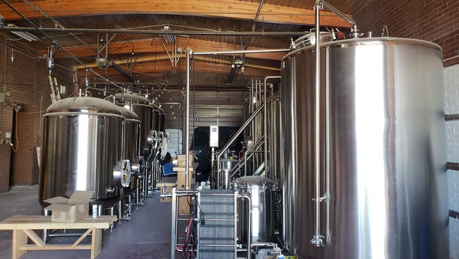 Walter Station Brewery is among seven Phoenix breweries expected to open through 2018.