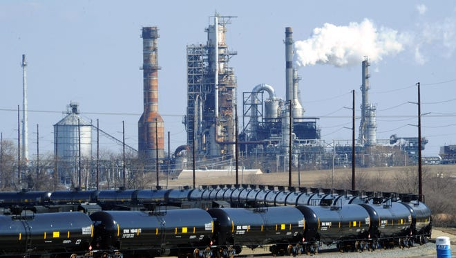 PBF Energy Inc., owner of the Delaware City Refinery, will announce its 2016 first quarter earnings on April 28.