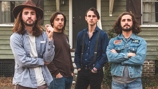 Stop Light Observations has gained a following well beyond the group's native Charleston, S.C.