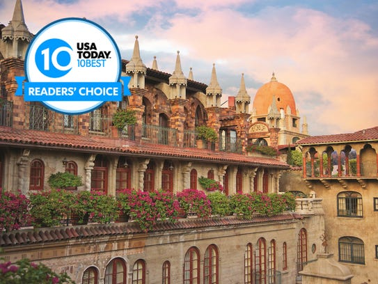 Vote for the Best Historic Hotel in the USA!