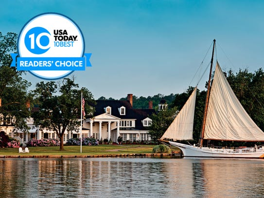 The 20 nominees for Best Romantic Inn offer a secluded,