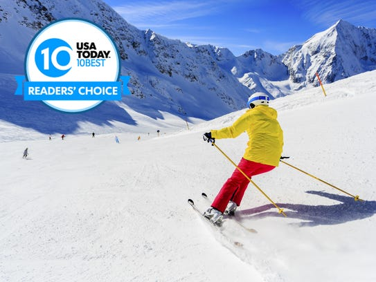 Where's your favorite place to ski or ride? Vote now!