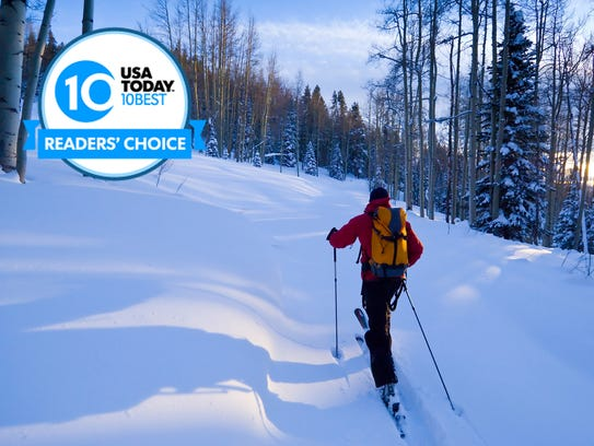 Nordic skiing is growing in popularity as a fun and