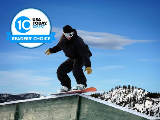 These 20 nominees for Best Terrain Park are any freestyler's