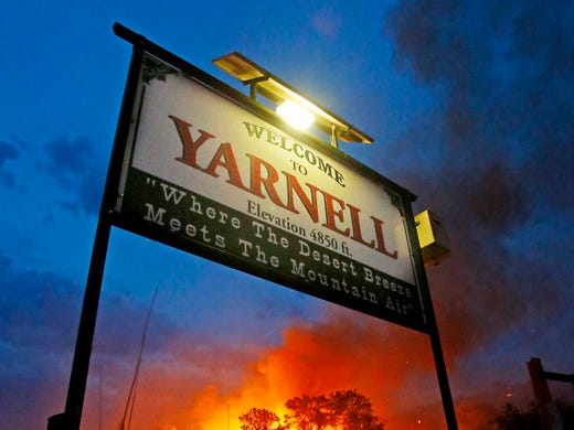 Lessons from Yarnell Hill aid current wildfire-fighting efforts