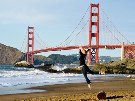 If you and the gals are looking for an out-of-state experience, Amy Altenburgh of Wausau said that San Francisco is a must-see city that's packed with great restaurants, scenic views, landmarks, theaters and shops.