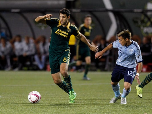 MLS Sporting KC Timbers Soccer