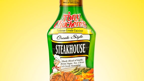 Tony Chachere's recently released a new steakhouse