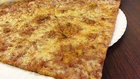 Sky's Pizza Pie Cheese Slices