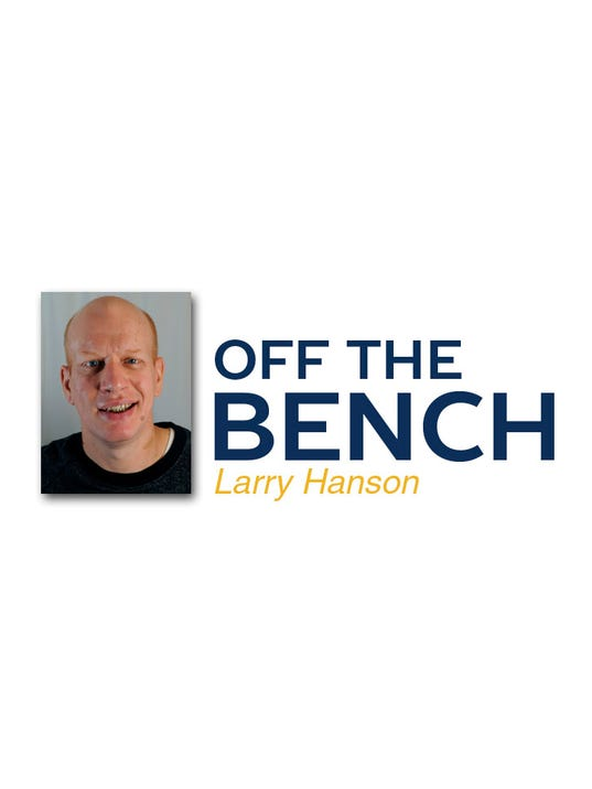 Off the Bench Larry Hanson