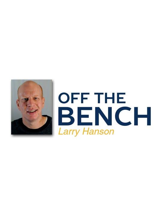 Off the Bench Larry Hanson