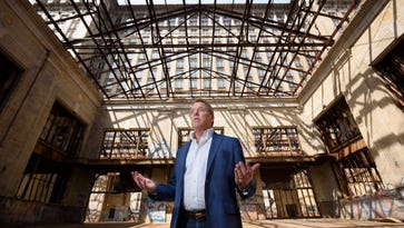 How Ford plans to resurrect the train station