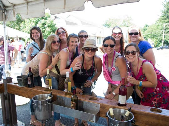 The Vintage Wine Fest will feature tasty tannins and tunes at Four Sisters Winery in Belvidere.