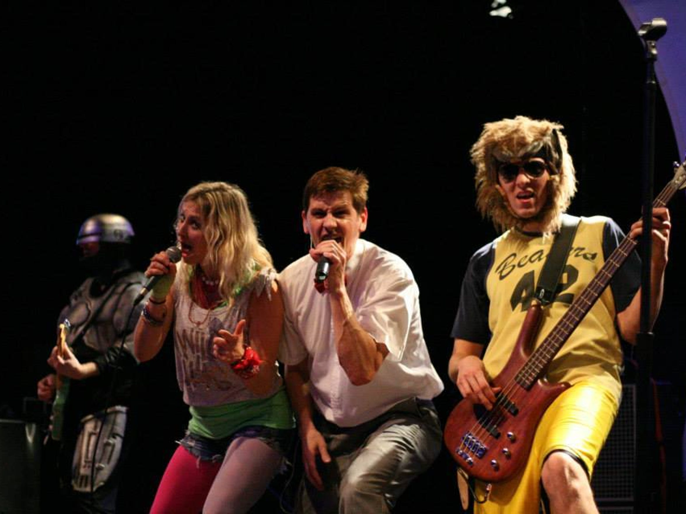 Popular 1980s cover band Rubik's Groove will perform at HolidayFest.