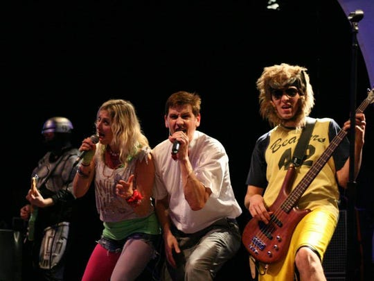 One of Middle Tennessee's favorite 1980s-90s cover bands, Rubiks Groove, will go on stage at 7:30 p.m. March 20 at Main Street Music.