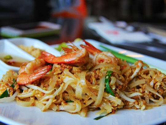 Phensri in North Fort Myers is known for its pad Thai.