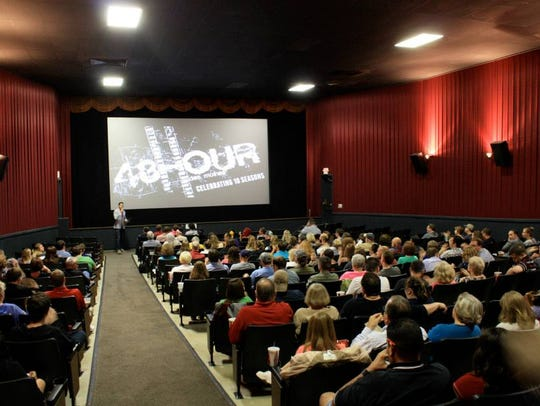 The 48-Hour Film Festival draws crowds to the Fleur